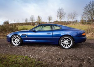 1995 Aston Martin DB7 i6 For Sale by Auction