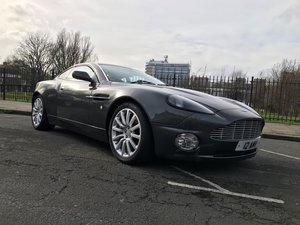 2003 ASTON MARTIN VANQUISH For Sale by Auction