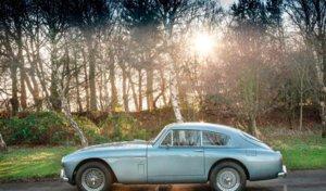 1958 Aston Martin DB MkIII (LHD) For Sale