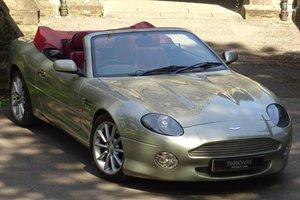 Picture of 2001 ASTON MARTIN DB7 6.0 V12 VOLANTE 2DR For Sale