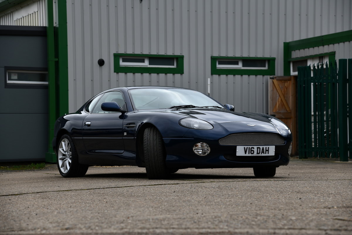 2001 Aston Martin DB7 Vantage Coupe For Sale (picture 2 of 6)