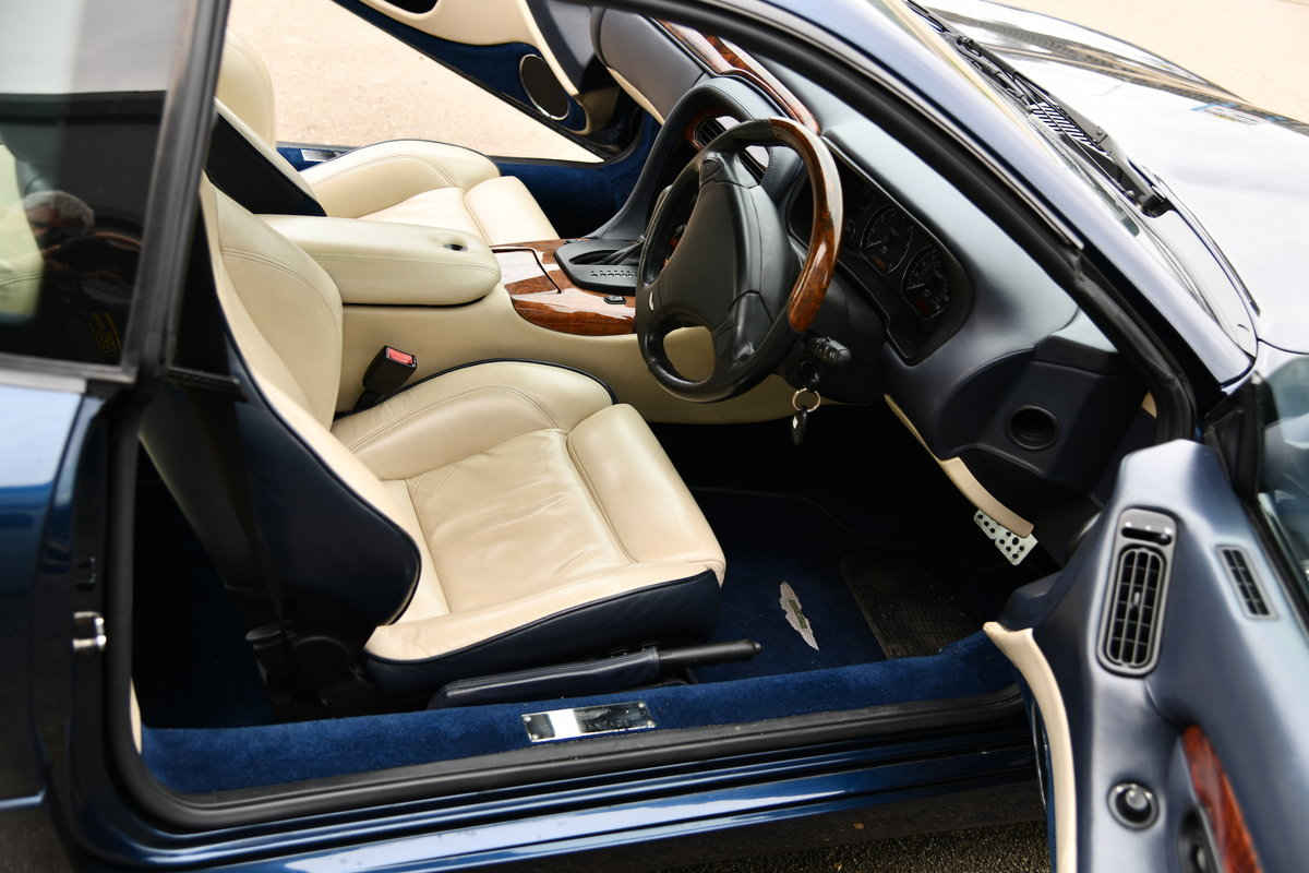 2001 Aston Martin DB7 Vantage Coupe For Sale (picture 5 of 6)