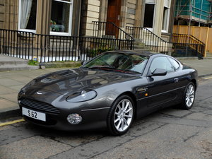 ASTON MARTIN DB7 V12 VANTAGE - JUST 22K MILES - IMPECCABLE -