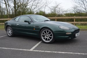 1998 Aston Martin DB7 for Auction Friday 17th July For Sale by Auction
