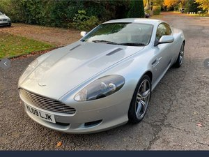 2009 Aston martin DB9 For Sale by Auction