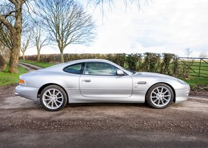 2002 Aston Martin DB7 V12 Vantage SOLD by Auction