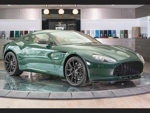 2014 Aston Martin V8 Zagato