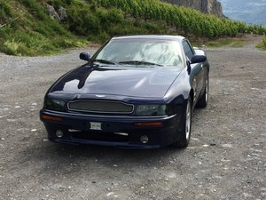 1998 Aston Martin V8 Coupe, 1 of 30 LHD, mint condition