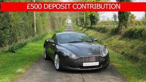 2008 Aston Martin DB9 ** £500 DEPOSIT CONTRIBUTION ** For Sale
