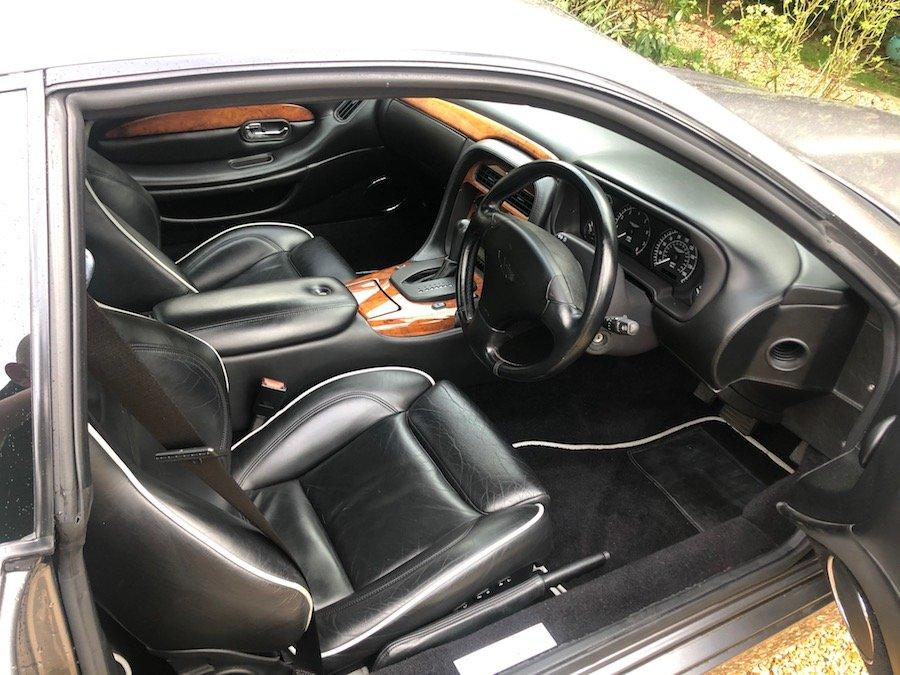 2004 Aston Martin Db7 V12 Vanatge Only 16 000 Miles