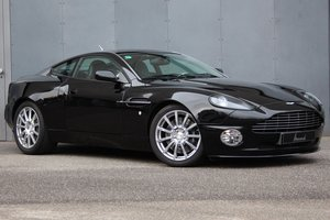 2007 Aston Martin Vanquish S LHD