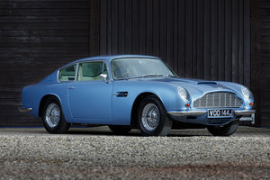 1971 Aston Martin Mk II Vantage for sale