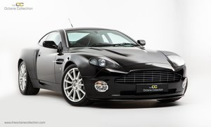 2007 ASTON MARTIN VANQUISH S // ULTIMATE EDITION // 1 OF 50
