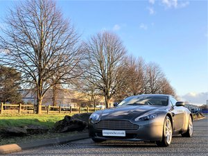 Picture of 2006 Aston Martin V8 Vantage 4.3 Coupe Manual SOLD