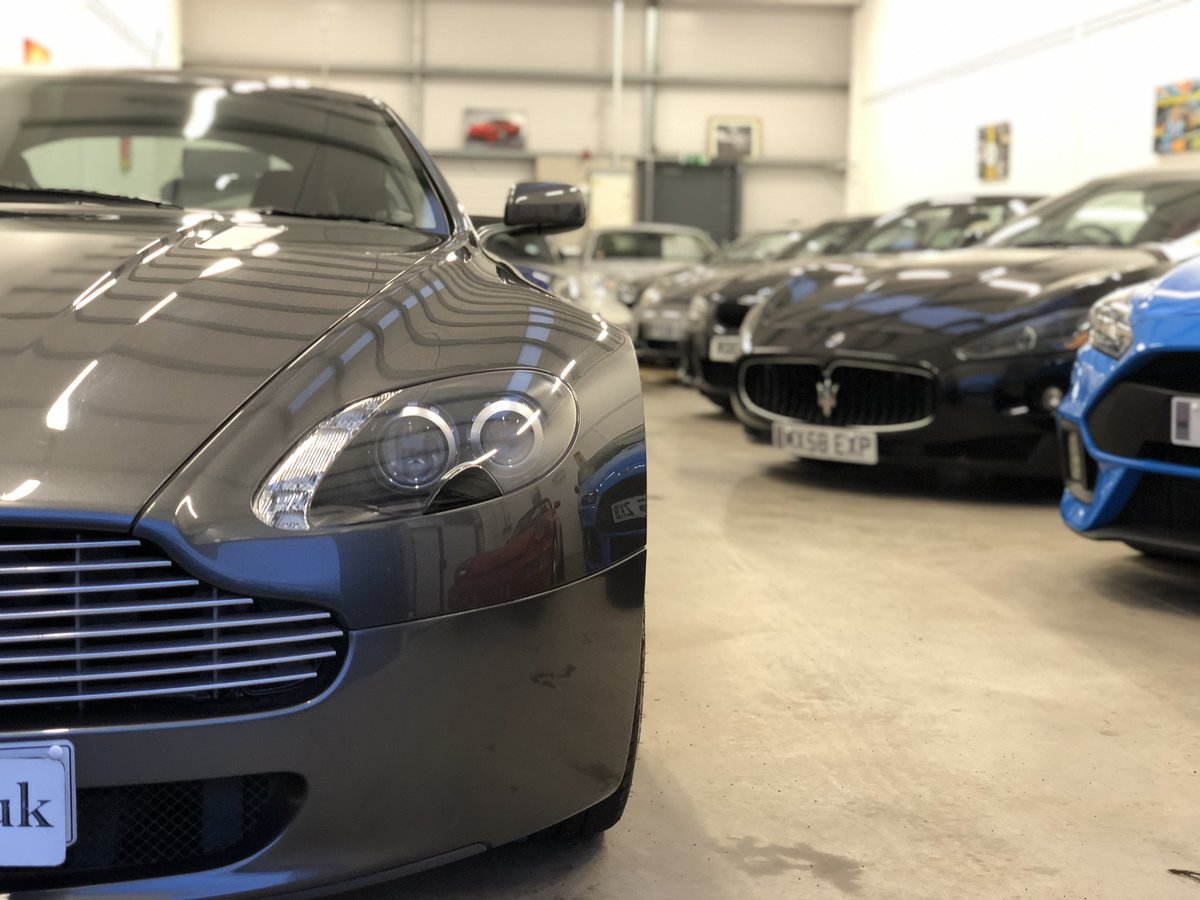 2006 Aston Martin V8 Vantage 4.3 Coupe Manual SOLD (picture 5 of 6)