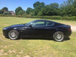 2005 Aston martin db9 v12 - Mileage 17,275