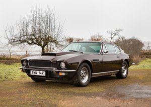 1977 Aston Martin V8 Series II For Sale by Auction