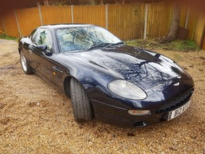 1997 Aston Martin DB7 For Sale by Auction
