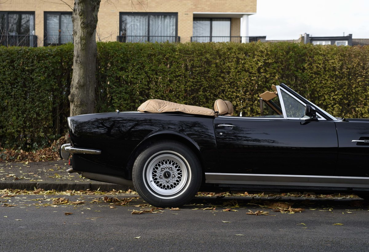 1986 Aston Martin V8 Volante For Sale In London (LHD) For Sale (picture 12 of 23)