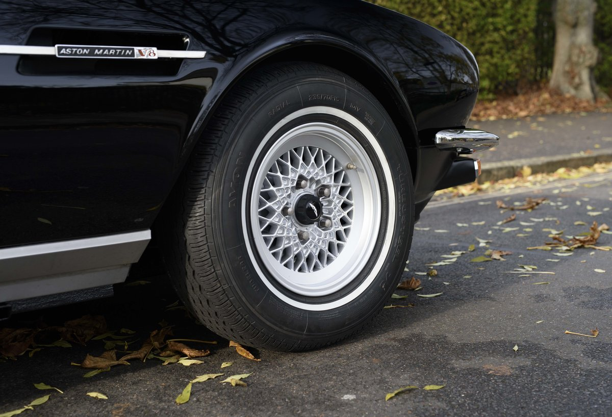 1986 Aston Martin V8 Volante For Sale In London (LHD) For Sale (picture 13 of 23)