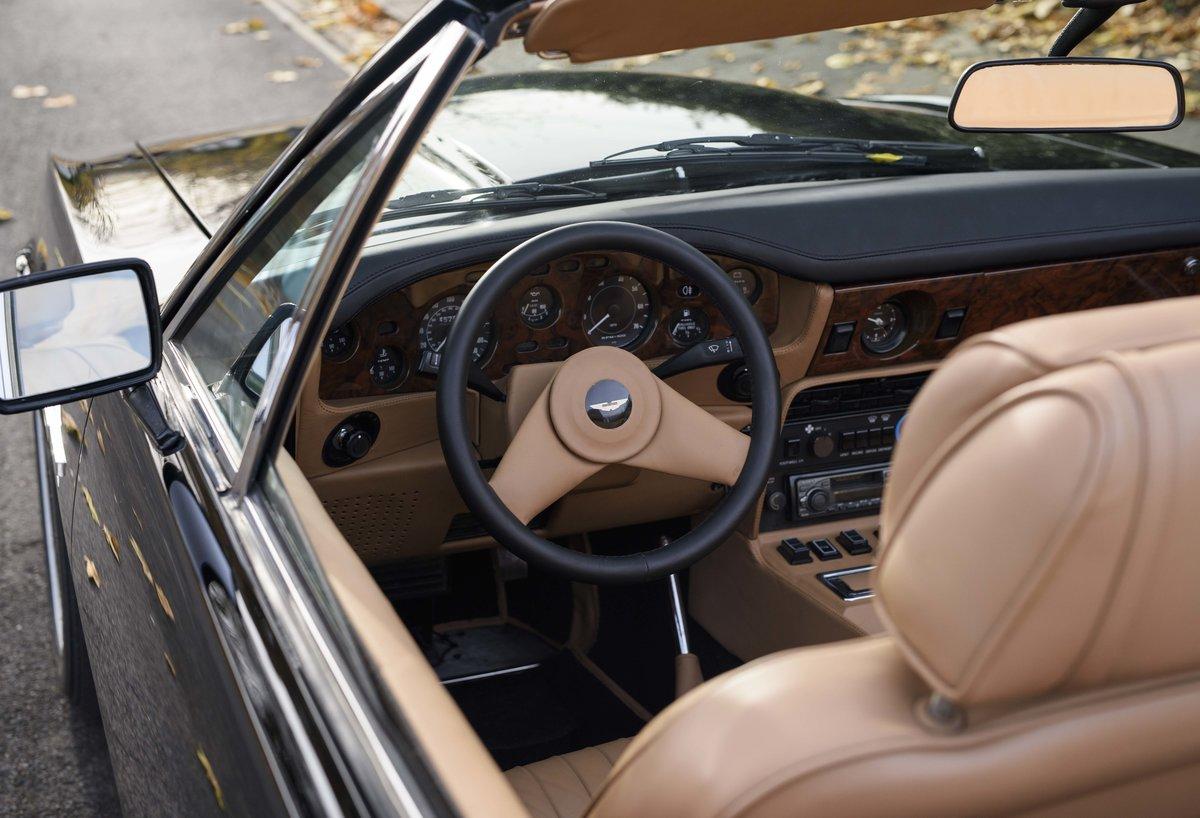 1986 Aston Martin V8 Volante (LHD) For Sale (picture 14 of 23)