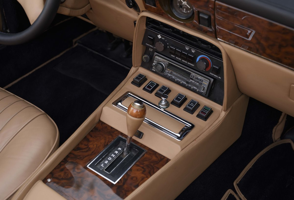 1986 Aston Martin V8 Volante For Sale In London (LHD) For Sale (picture 17 of 23)
