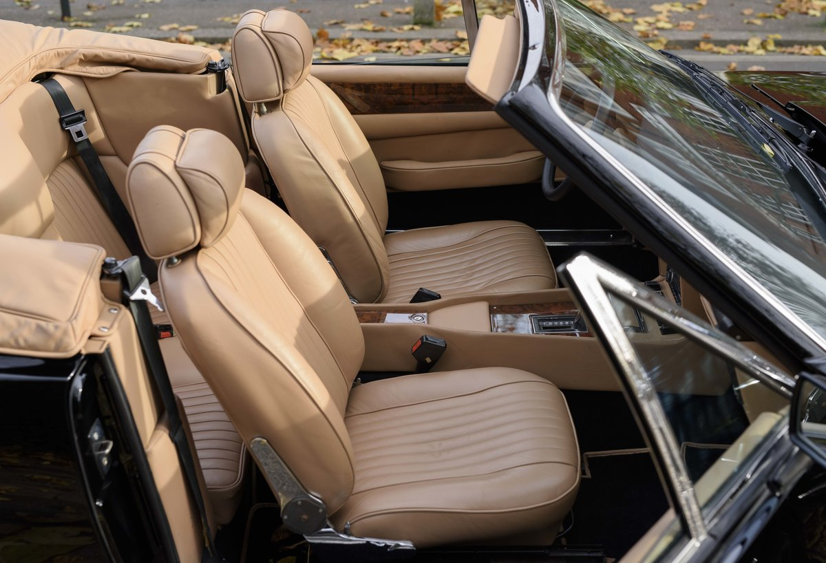 1986 Aston Martin V8 Volante For Sale In London (LHD) For Sale (picture 18 of 23)