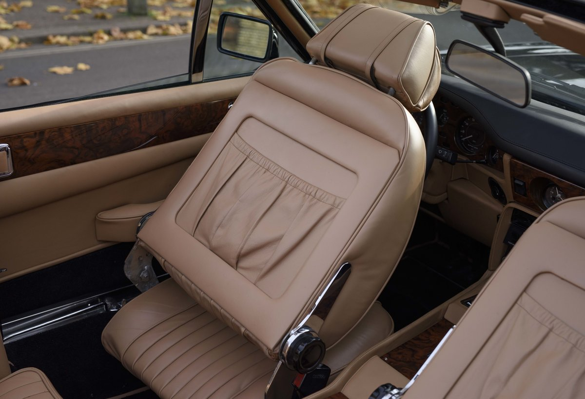 1986 Aston Martin V8 Volante For Sale In London (LHD) For Sale (picture 20 of 23)