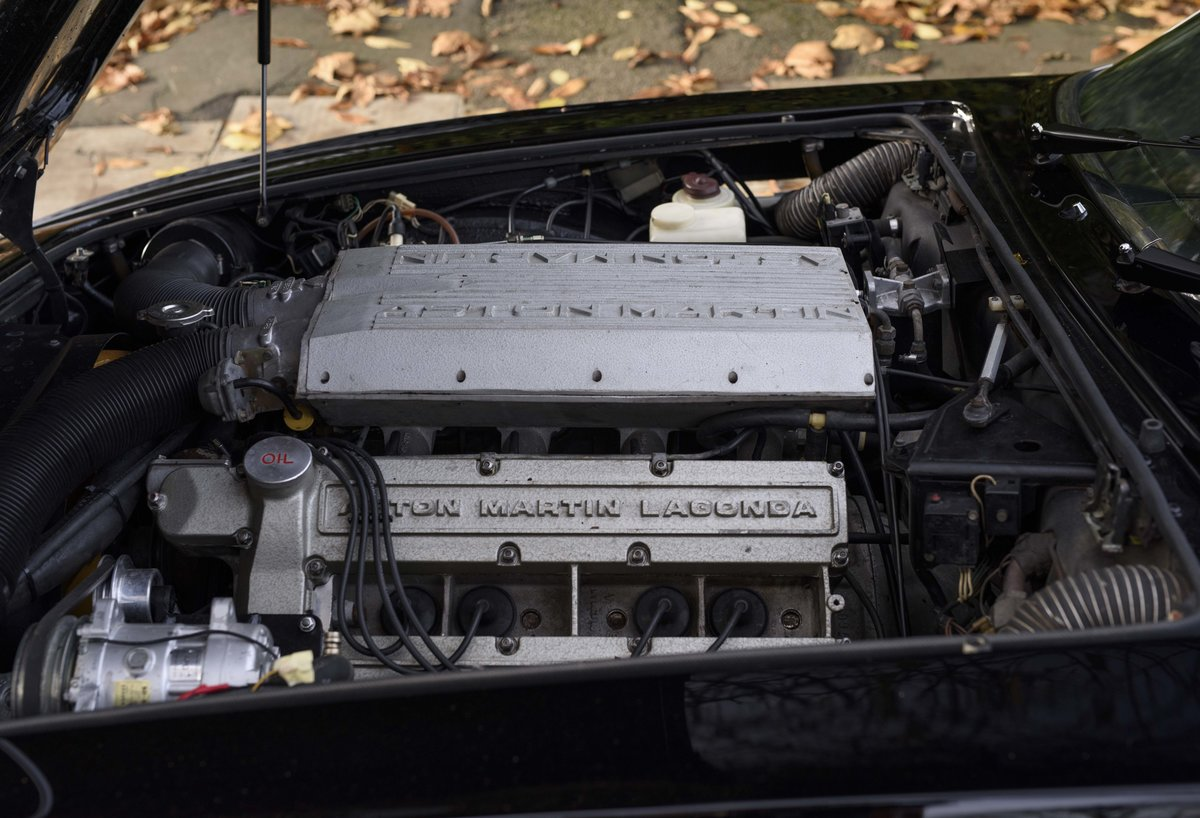 1986 Aston Martin V8 Volante For Sale In London (LHD) For Sale (picture 23 of 23)