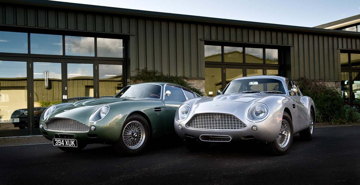 Bespoke 1961 Aston Martin DB4 GT Zagato Re-creation (picture 1 of 6)