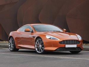2012 Aston Martin Virage Coup