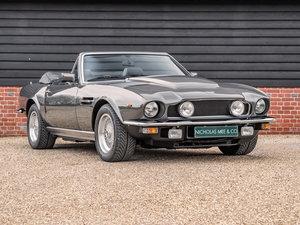 1985 Aston Martin V8 Volante Works Adapted PoW
