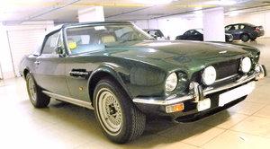Aston Martin V8 Efi Volante Manual  LHD