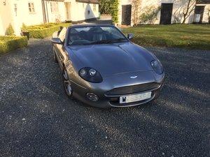 2000 Aston Martin DB7 Volante V12