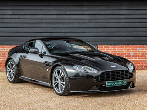 2013 Aston Martin V12 Vantage For Sale