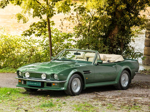1987 Aston Martin V8 Vantage Volante For Sale