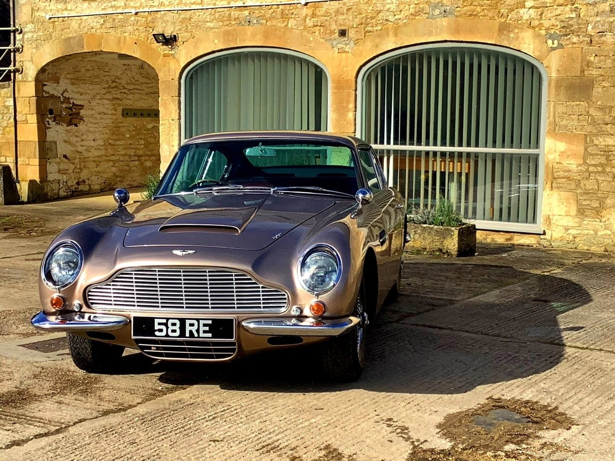 Aston Martin DB6 1968 Series 1 For Sale (picture 1 of 6)