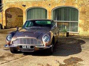 Picture of Aston Martin DB6 1968 Series 1 For Sale