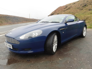 Lovely DB9 great colour combination