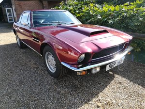 1978 Aston Martin V8 Auto - 2 Owners - History - Stored 20 Years  For Sale