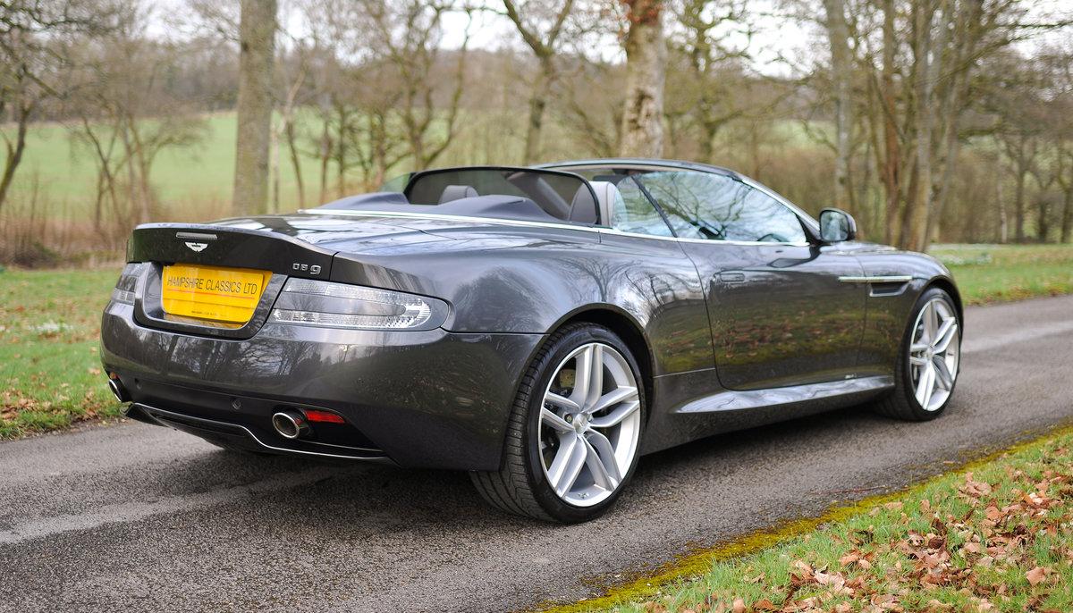 2014 Aston Martin DB9 Volante SOLD (picture 2 of 6)