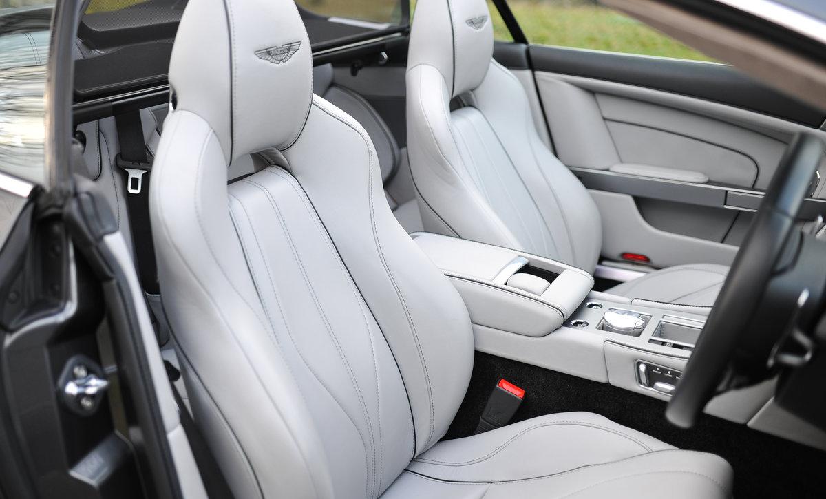 2014 Aston Martin DB9 Volante SOLD (picture 3 of 6)
