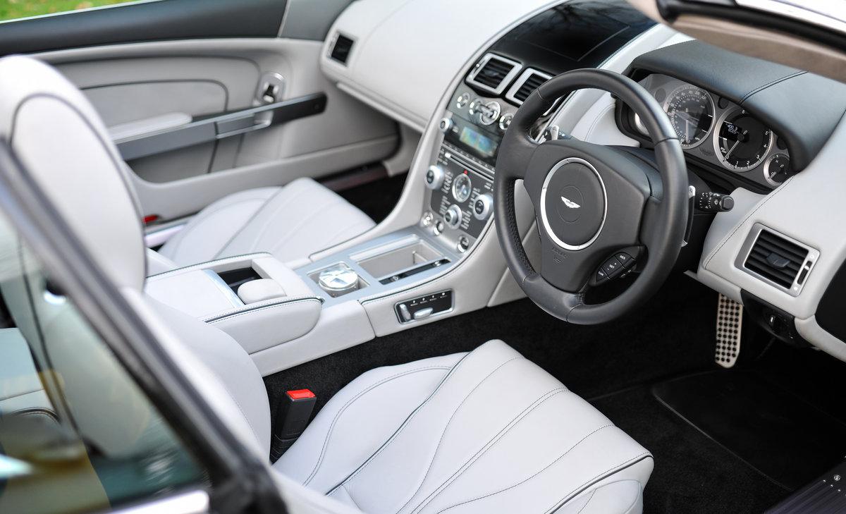 2014 Aston Martin DB9 Volante SOLD (picture 5 of 6)