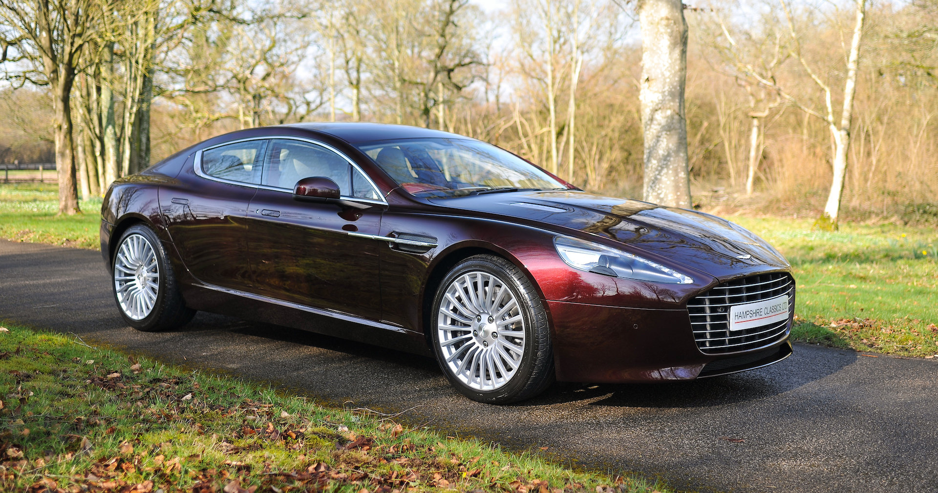 2016 Aston Martin Rapide S SOLD (picture 1 of 6)