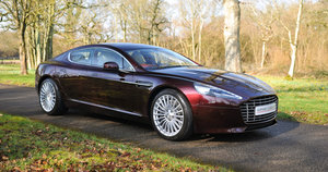 Picture of 2016 Aston Martin Rapide S SOLD