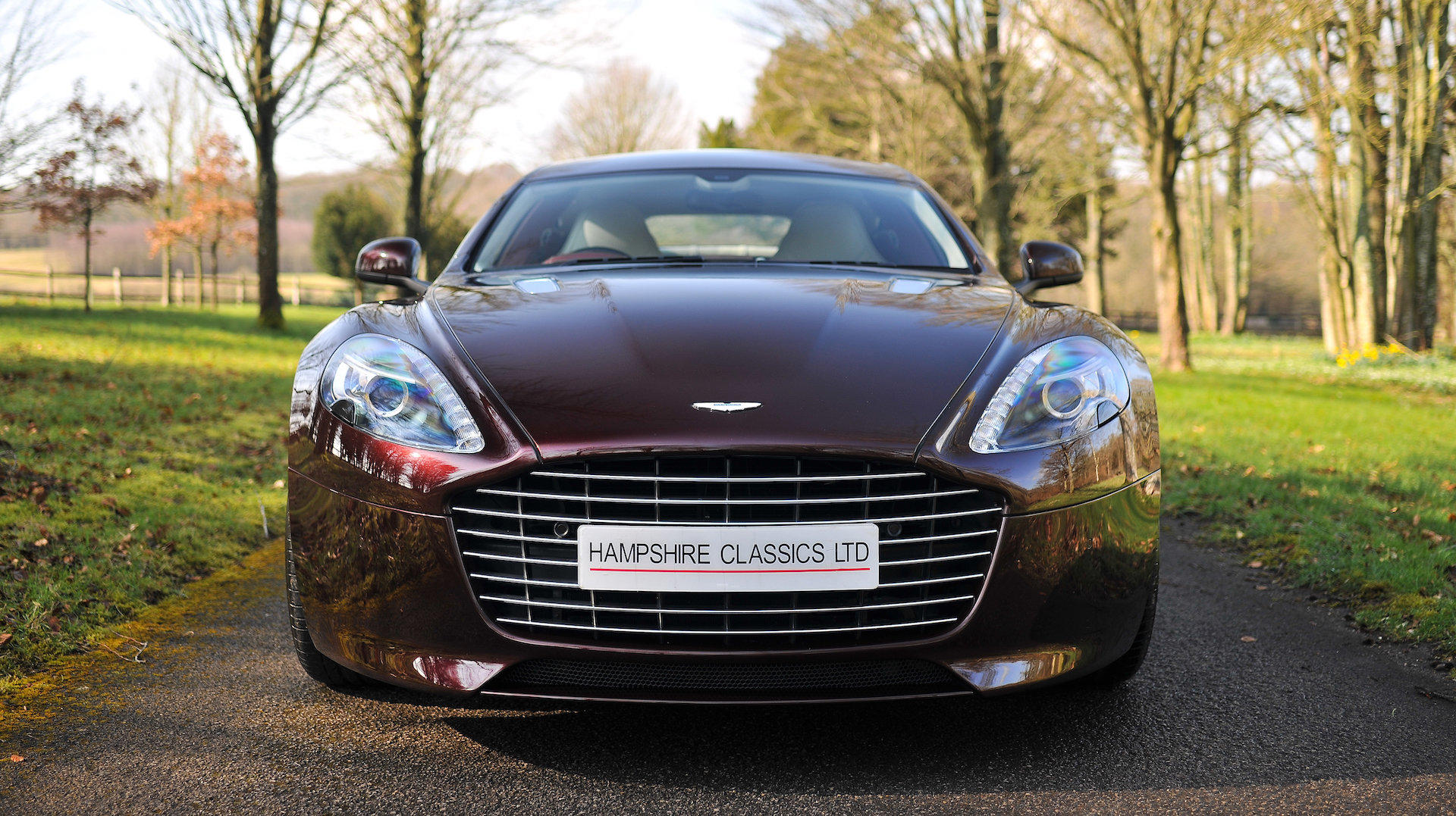 2016 Aston Martin Rapide S SOLD (picture 2 of 6)
