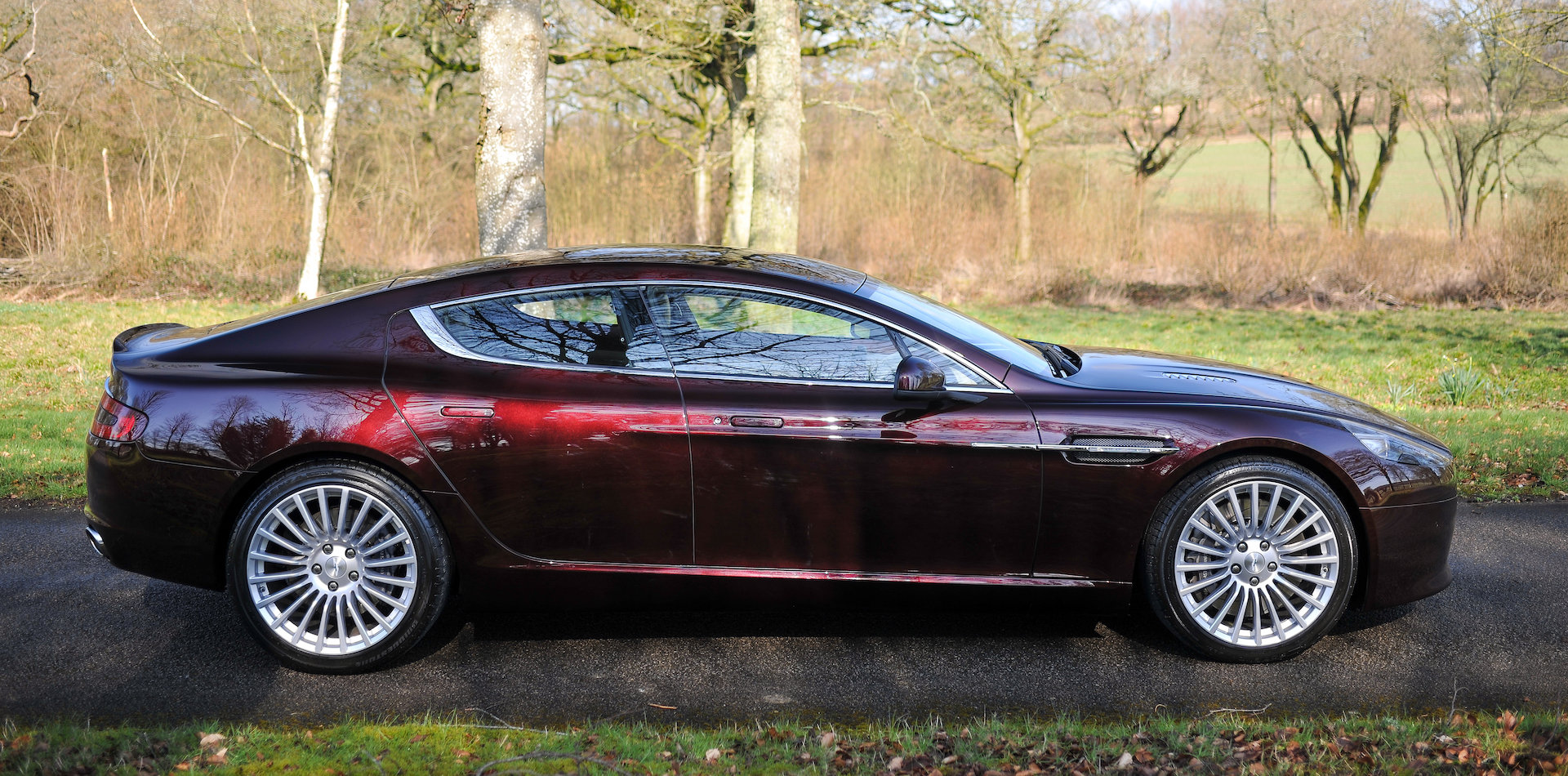 2016 Aston Martin Rapide S SOLD (picture 3 of 6)