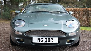1996 Aston martin db7 coupe - 24 stamps - £23000 bills