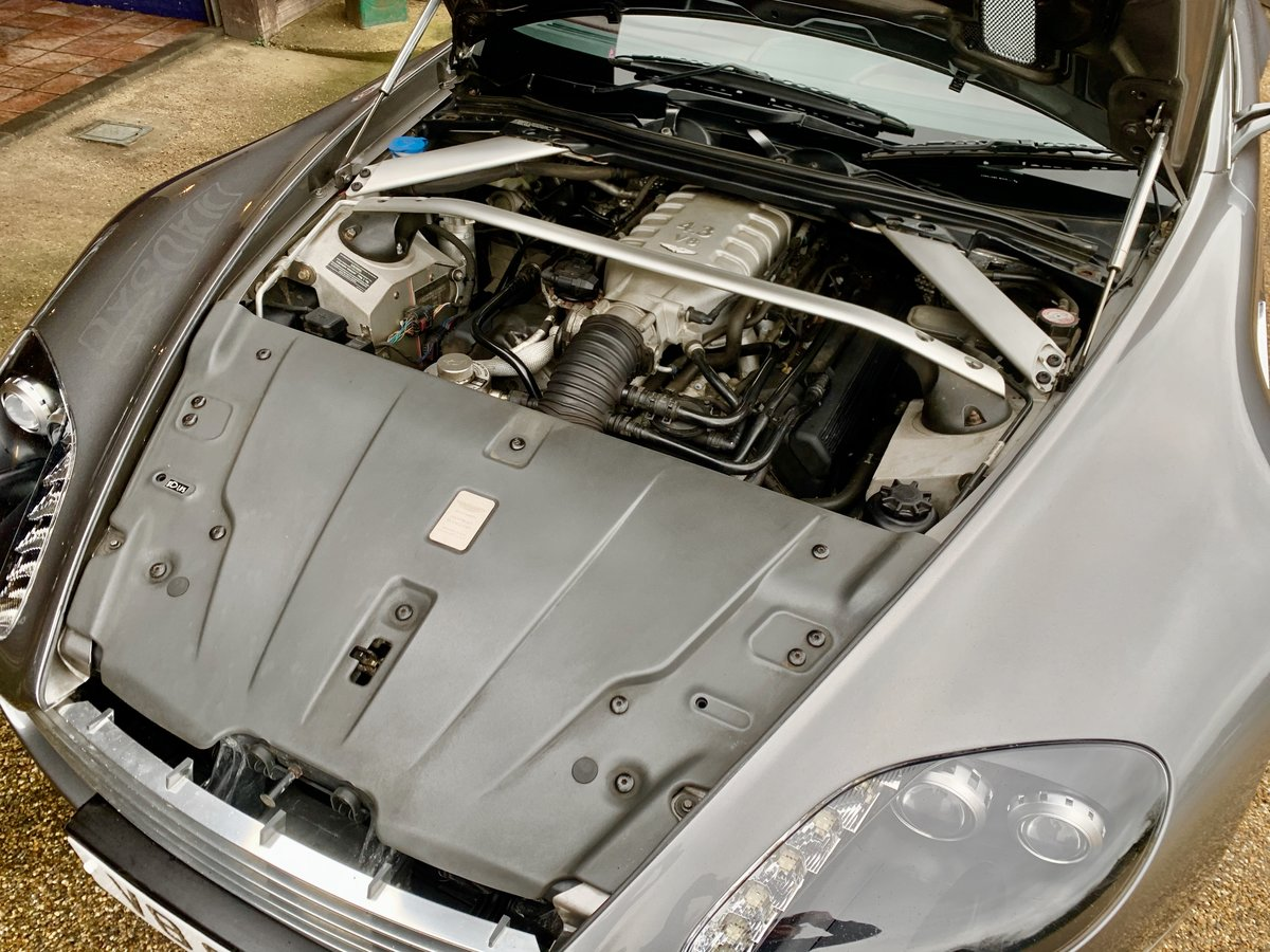 2006 ASTON MARTIN V8 VANTAGE. ONE OWNER 55,000 MILES! SOLD (picture 5 of 6)