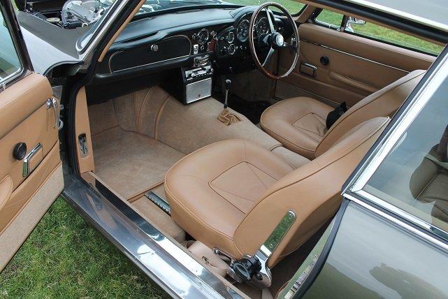 1968 DB6 Mk1 Vantage Sales Demonstrator for Aston Martin Lagonda For Sale (picture 4 of 6)